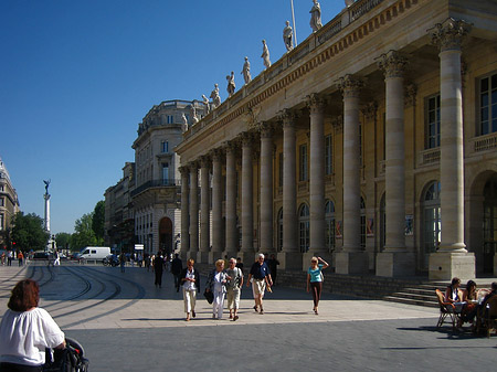 Cafés in Bordeaux - Aquitaine (Bordeaux)